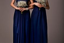 Bridesmaids Dresses / by April Foster Artistry