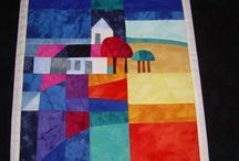 Painting quilt inspiration