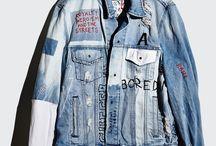 denim jacket diy