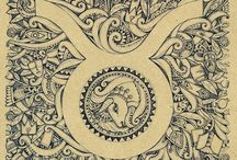 Taurus♉ / Taurus | Sign | Zodiac | The Bull | Earth Element | Venus Planet | Mode Fixed | Green Color | Astrology Touro | Signo | Zodiaco | Astrologia | Vênus