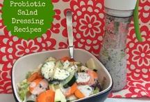 Salads--Fruit, Green, Pasta / by Julia Doyal