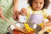 Cooking and dining with your kids