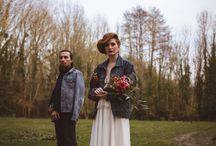 Blue Jeans Lovers - Inspiration mariage
