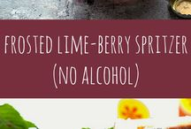 Alcohol free drinks / by Susan Strohl