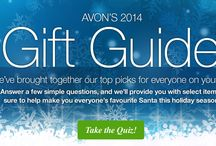 Christmas Gifts by Avon / Skip the Malls and get your shopping done online. Great gifts from Avon for everyone on your list. www.Facebook.com/shopavonwithdeon