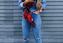 Clothing / Different items that create a fabulous outfit