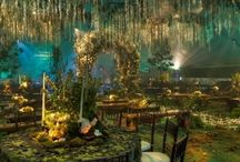 Fantasy Weddings. Dress and Atmosphere