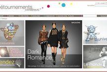 Sur le Net / SLM on the Web / Les bijoux Sous la Mansarde, ailleurs sur le Net!  / Sous la Mansarde jewelry elsewhere on the Web