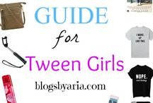 Gift Guides / Sharing all of the awesome #giftguides and #giftideas from BlogsbyAria.com