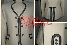 Trajes de corto / Diseños exclusivos de trajes de corto