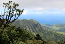 Special Places of Hawaii / The Beauty