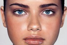 Adriana Lima / by Leland Johnson