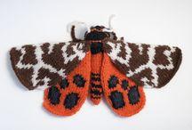 le tricot chez les artistes , knitting art / artistes qui utilisent le tricot comme technique