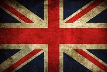 Best Of British / celebrating all things British...Union Jacks, Strawberries, London, The Weather, Eccentrics, Fetes...