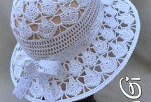 Sombreros de mujeres