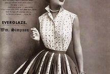 modelli 1950