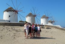 Greek Islands / Great pics from the Greek islands https://womentravelingtheworld.com/tour/greek-islands-aegean-tour/
