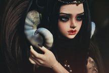 ✦ Dollfie ✦ / doll and dollfie