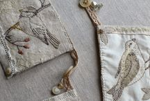 Needlework Inchies / by Cindy Welsh