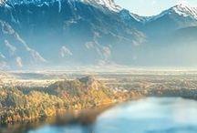 Travelling Around Slovenia