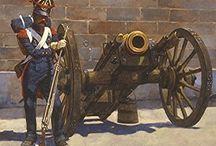 Artillery / by Roy Gooden