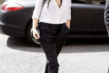 Black && White Style / Collection of black and white outfits