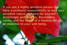 For Empaths & Sensitives