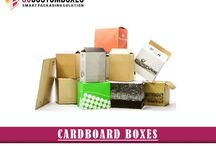 Cardboard Boxes / Cardboard boxes in custom printing and packaging-now available in across the UK.