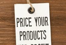 Pricing/selling/display