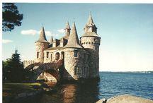 Castles / by Debbie Laux-Brown