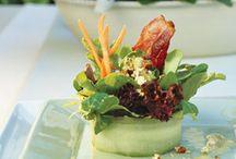 Tapas gourmet / Si te gustan las tapas más elaboradas, aquí tienes una gran variedad de ideas.