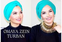 Turbans and hijabs