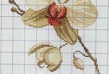 flowers x stitch