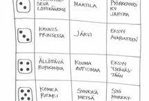 Äidinkieli kirjoittaminen