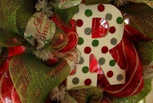 wreaths / by Wendy Robinson