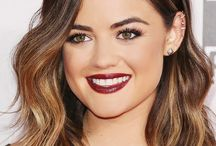 lucy hale haircut