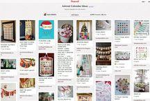 Advent calendar ideas / by Rebecca Hall