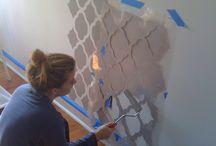 pittura casa