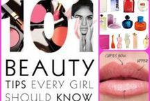 Beauty Tips: Random