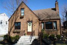 470 Berryman Drive / I grew up in Amherst, New York.