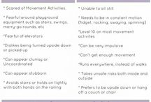 Sensory movement