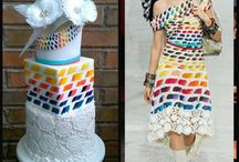 Fashion Cakes / Fashion cakes - cakes inspired by fashion  creations.