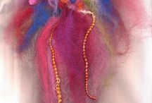 Regina Gulla / needle felt