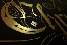 Calligraphy :: Custom Lettering