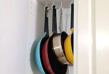 Обустройства шкафов
