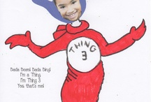 All things Dr. Seuss--- teaching / by Chelsea Rae