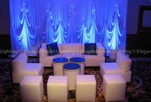 Lounge Furniture / Add some lounge furniture to your event from Elegant Event Lighting Chicago! www.EELchicago.com
