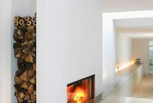 fireplace ideas / by Jeroen van der Ent