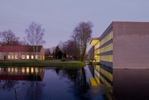 Waterschap Brabantse Delta Breda | District Waterboard Brabantse Delta Breda / Waterschap Brabantse Delta Breda (District Waterboard Brabantse Delta) by KAAN Architecten. Pics by @svd_fotografie