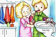 Higiene Hábitos